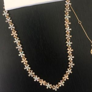 NWT Gold & Silver LOFT Necklace